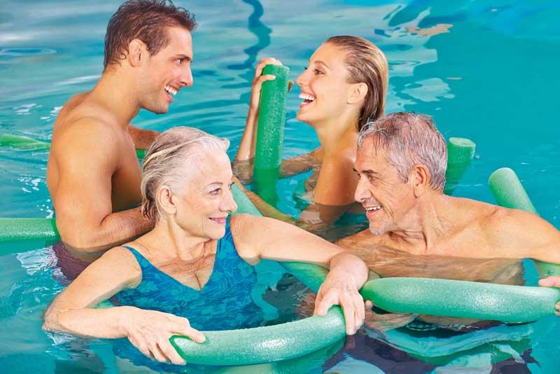 AFA attività fisica adattata in acqua