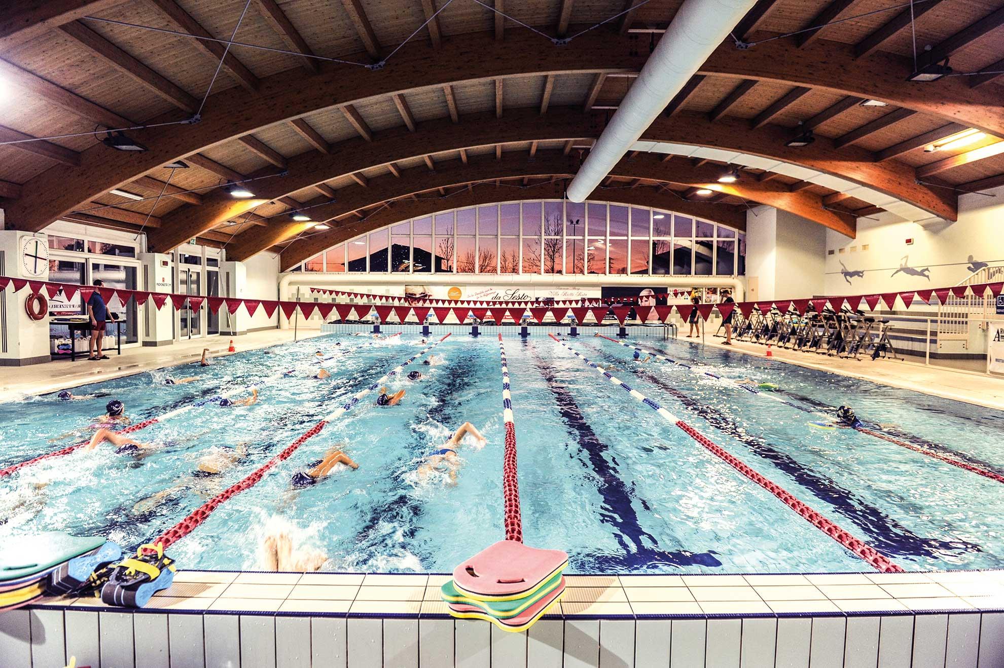 corsi di nuoto estivi piscina gymnasium motta di livenza