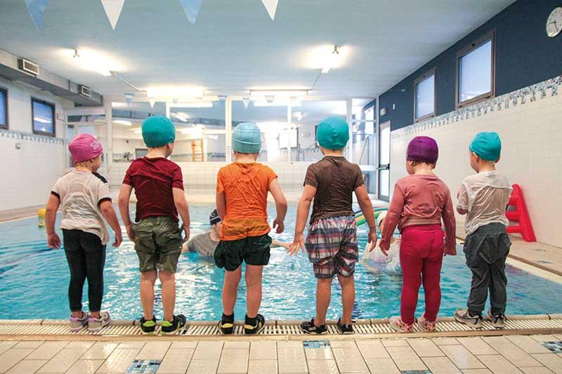Corsi di nuoto Acqua Yoyo Gymnasium