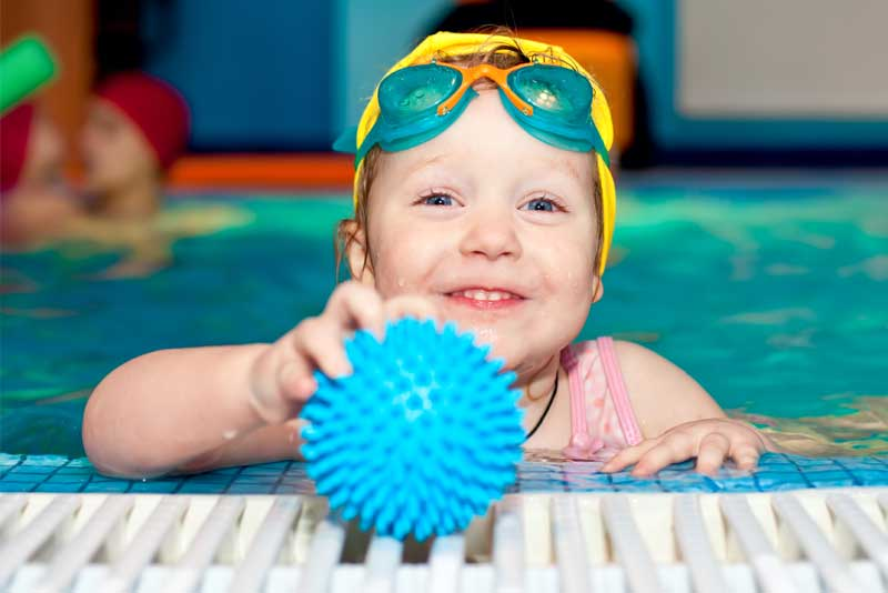 Corsi di nuoto ragazzi Gymnasium