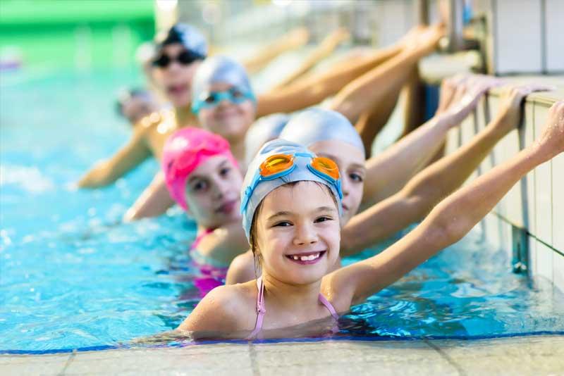 Corsi di nuoto bambini Gymnasium