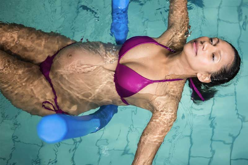 Nuoto in gravidanza Gymnasium Motta