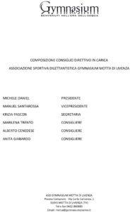 Asd Gymnasium - informative