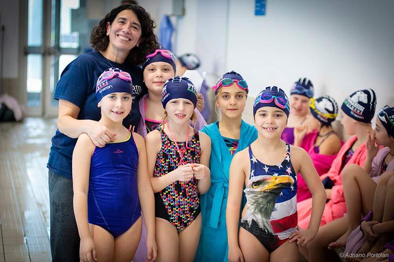 Corsi di nuoto sincronizzato Gymnasium