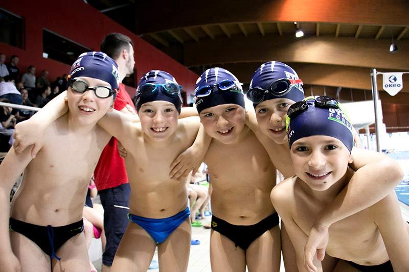 Corsi di nuoto per ragazzi Gymnasium