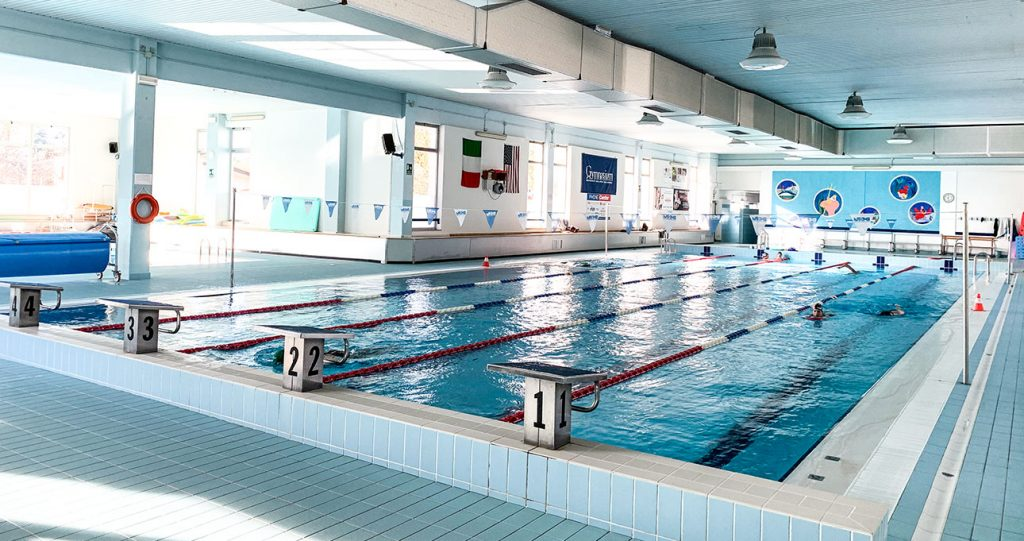 Aviano piscina 2020