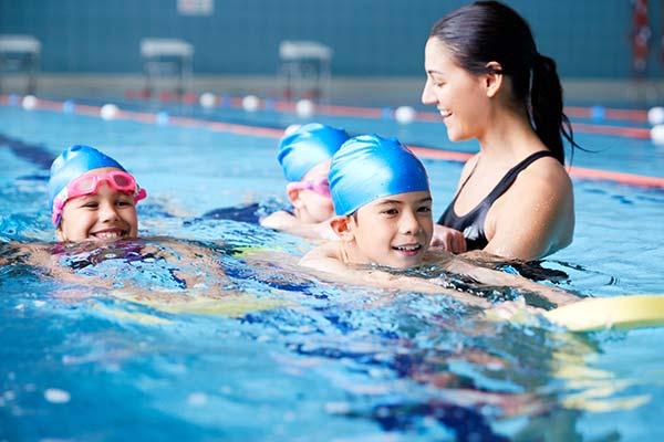 punti gym attività in piscina a Motta